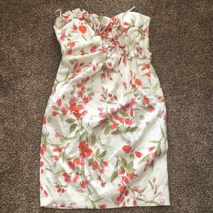 NWT Floral Cocktail Dress